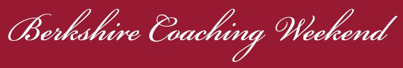 Berkshire Coaching Weekend